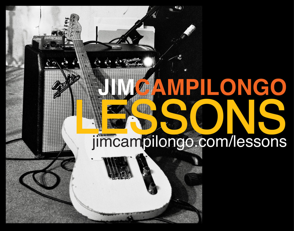 Lessons Jim Campilongo